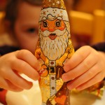 Chocolate Santa issues