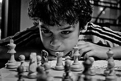child-chess