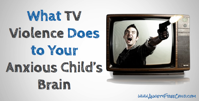 children and tv violence essay