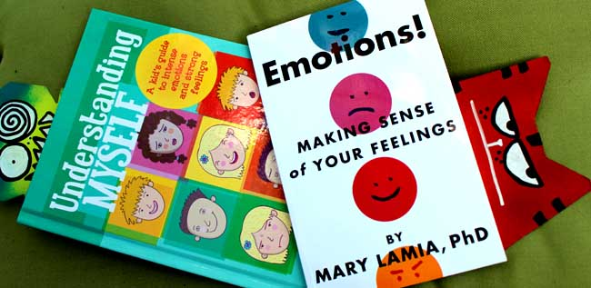 emotion books mary lamia
