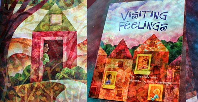 visiting feelings book