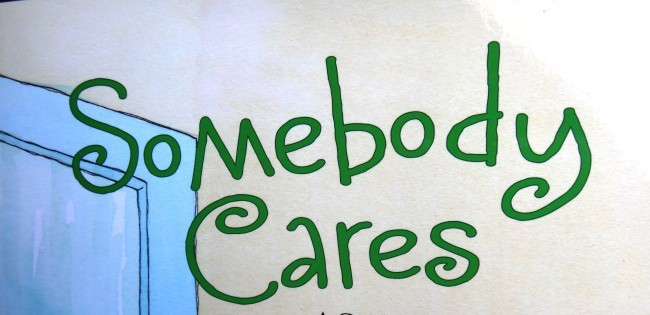 somebody cares book